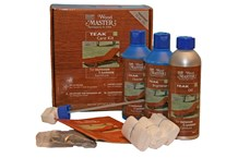 TEAK CARE KIT 3x500ml